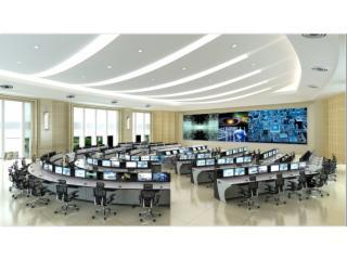 卓越风尚-电力调度系统监控桌/主控台/飞马专业设计团队