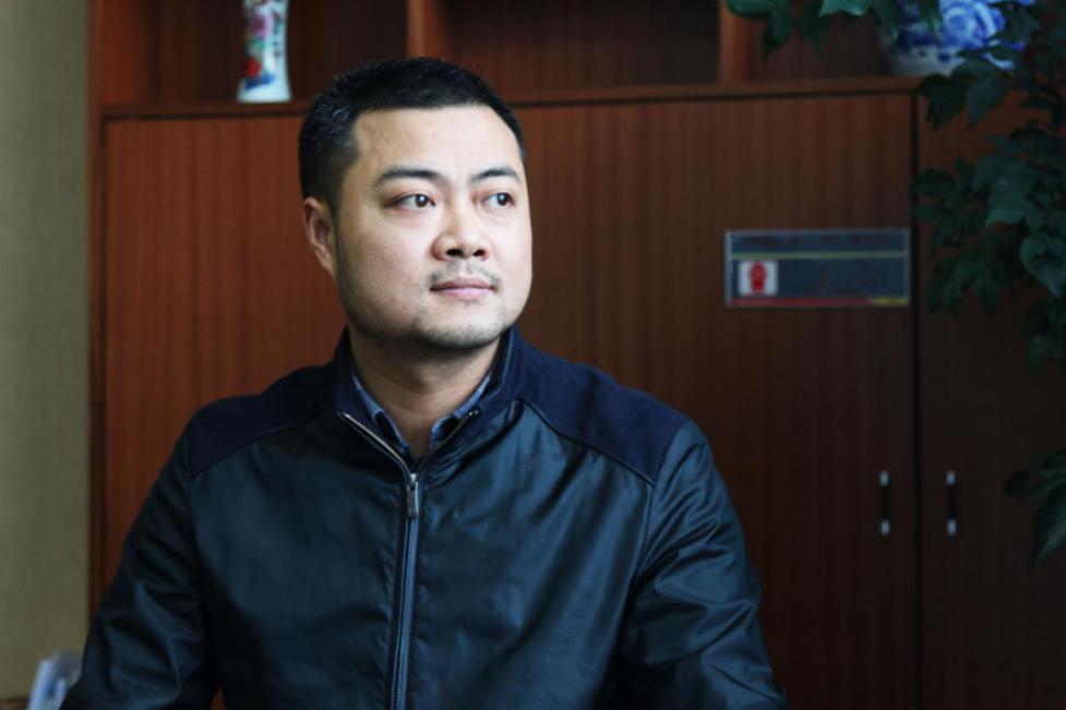 专访:深圳英飞数字技术有限公司总经理 马攀