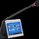 7寸發言型電容觸摸液晶電子桌牌(有線聯網型)-MT-6120EF圖片