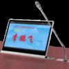 华会通科技-15.6寸无纸化超薄转轴升降会议终端+升降发言系统-MT-9156Z46FY图片