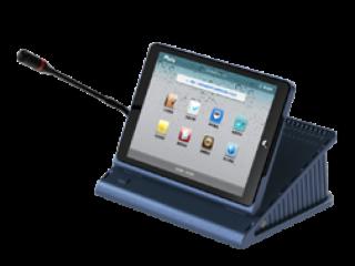 MT-8400M-无纸化苹果平板折叠式会议终端