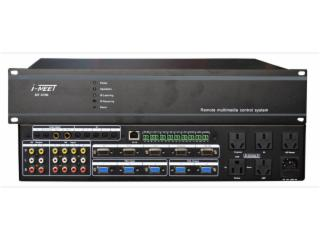 MT-6700-超强版多功能会议系统主控机