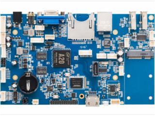 MBOX106GS 全志A20 数字标牌广告机安卓板-MBOX106GS图片