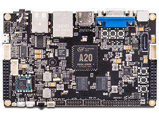 视美泰TISMART  ArmPC C30 开源全志A20双核安卓开发板-ArmPC C30图片