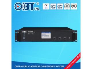 OBT-NP6060-网络功放 公共广播数字IP设备