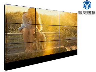 YH-SD554UT-悅华科技 LG55寸液晶拼接屏 无缝超窄边电视墙监控显示器