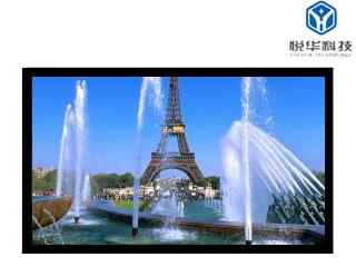 YH-SD82-悦华 82寸液晶监视器监控显示器 原装屏高清大屏幕电视机墙