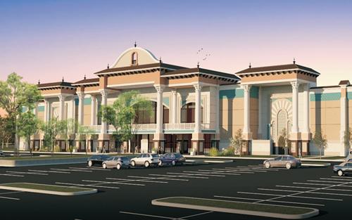 Santikos Entertainment 与巴可共同打造全球首家全激光院线