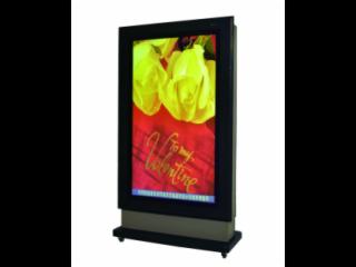 T650EDCP-65寸户外高亮LCD数字标牌