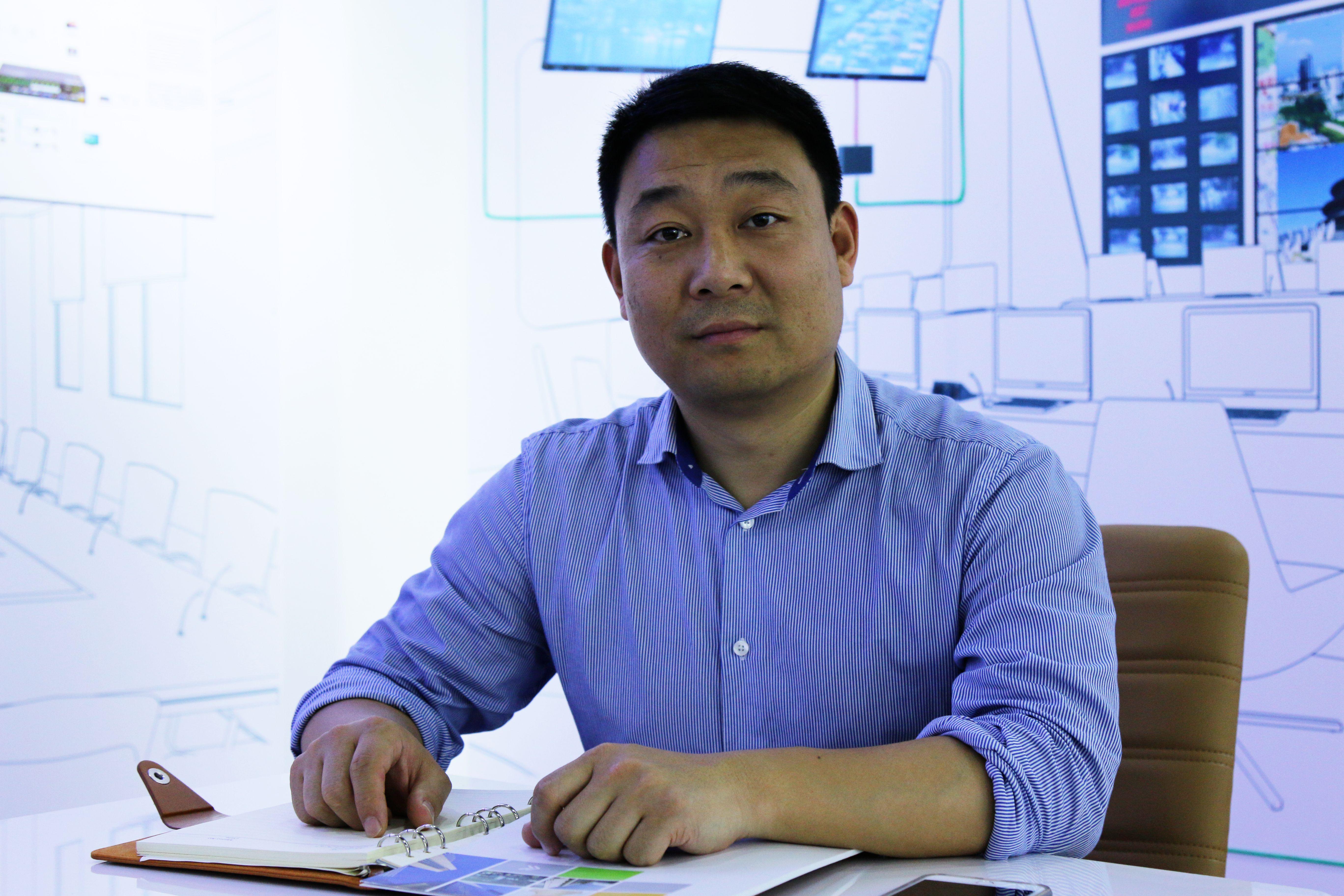 专访:东明炬创(PTN)副总经理方利勇