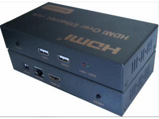 GL-YK150-HDMI网口KVM延长器150米IP高清延长器