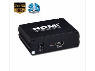 GL-Z01-高清HDMI轉VGA轉換器帶音頻