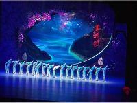 彩熠灯光助阵中国首部酒文化影像歌舞诗《天香》