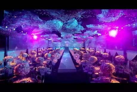 全国大型全息3D宴会厅亮相
