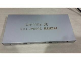 HDMI输入信号-HDMI 1X8