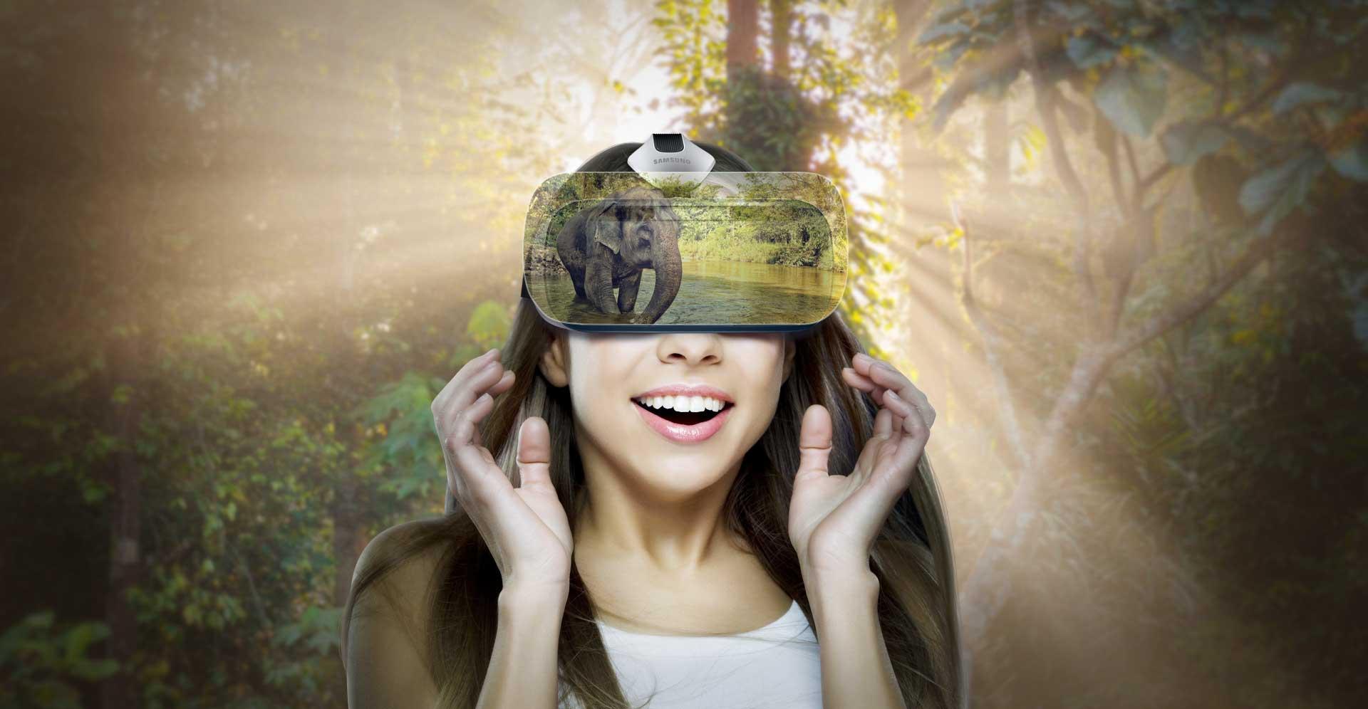 梦幻般虚拟现实体验,你准备好了吗图片