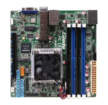 【功能测评】杰和发力温数据存储应用  Xeon D主板性能揭秘