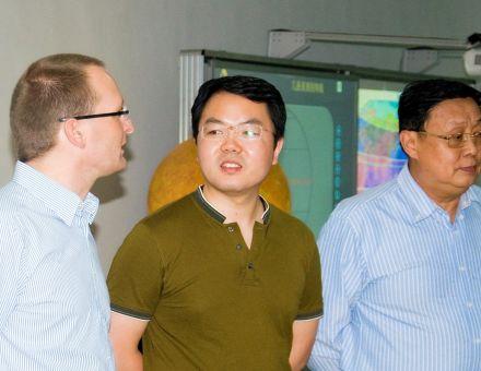 视美乐:中德联手打造真3D投影技术
