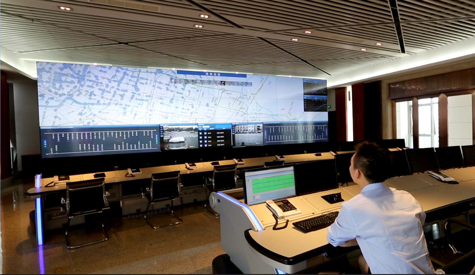 聚焦行业应用,威创亮相2016深圳智能交通展