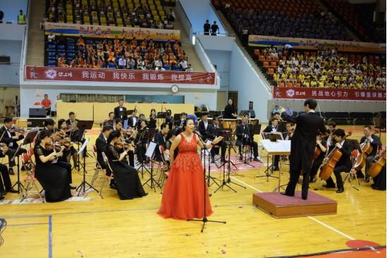 台湾JTS助力艺术节开幕式,收获满满的好评