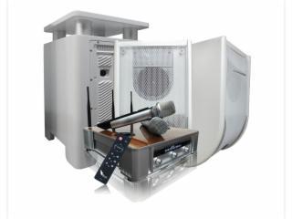 CS-2.1-CS-2.1 掛式家庭多媒體卡拉OK系統