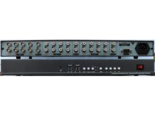 BEC-AV0801-工程款AV切换器 8进1出音视频选择器 可中控编程