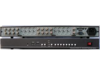 BEC-A0801-A音频切换器 8进1出立体声切换台 会议音频切换器