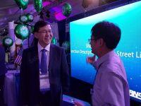 新华社报道清洁能源会议,中国智慧路灯受关注