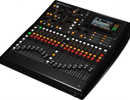 德国BEHRINGER 工程固定安装数字调音台X32 Producer