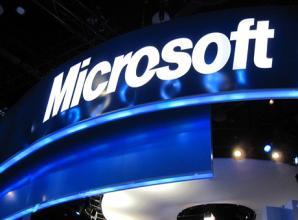 4K触控屏 NEC显示入驻微软亚太办公区