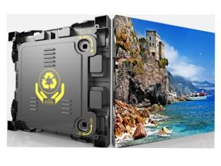 SD-赛德光电 P4表贴整屏 (压铸铝箱512*512)