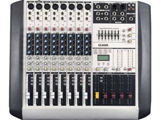 SG-802HX-8路调音台