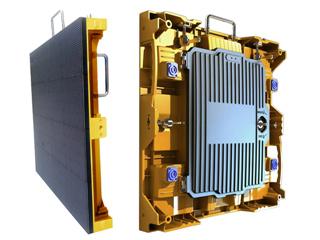 赛德光电 P5 表贴整屏 8S 压铸铝箱480*480-SD图片
