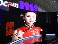 上海三思小间距LED演播室显示屏惊艳亮相BIRTV 2016