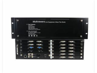 多屏幕拼接处理器-魔格4K系列多屏幕拼接处理器