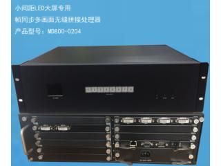 MD-800-帧同步多画面无缝拼接器