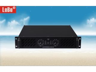 A-1200-1200W*2 专业纯后级模拟功放