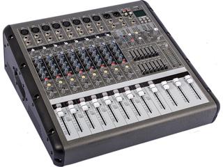 PMR860-PMR帶功放系列調音臺