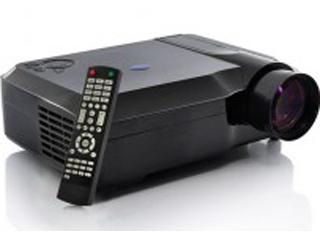 JX-112-高清家用LED投影仪