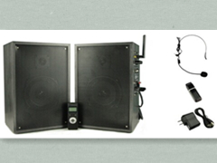 LP-IP05WR-2.4G無線網絡廣播教學音箱