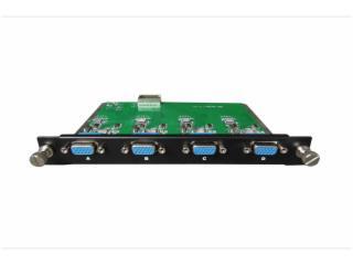 XG-VGA输入卡及分量输入卡