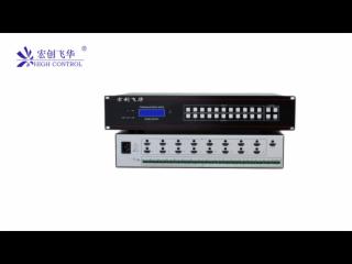 HC-HDMI1601-HDMI切换器