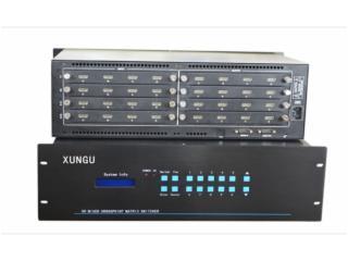 会议系统HDMI矩阵 矩阵切换器 中控矩阵-XG图片