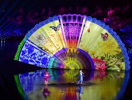 此景只应天上有 — 哈曼荣耀《最忆是杭州》G20文艺晚会