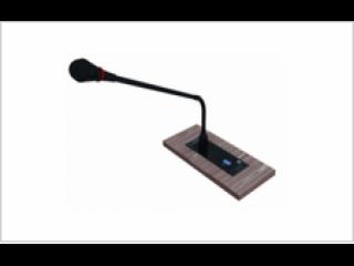 TS-0624-TS-0624 主席单元(高集成数字会议系统嵌入式讨论主席单元)