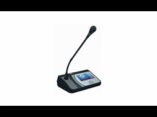 TS-0204-TS-0204 主席单元(带表决IC卡签到主席单元-4.3寸彩屏)