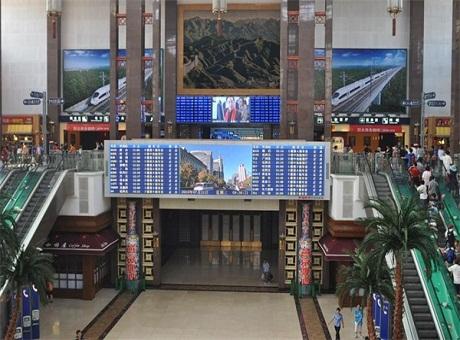 利亚德铁路客运服务解决方案