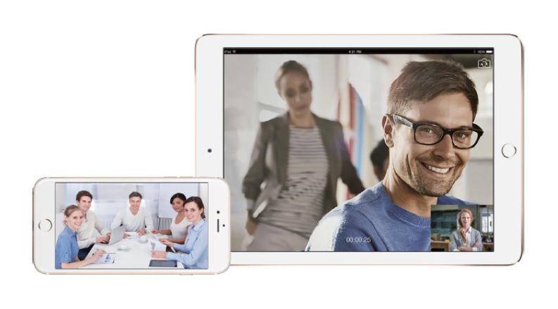 亿联高清视频会议移动APP iOS版简介