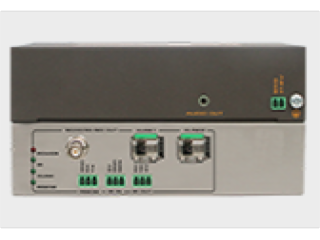 HS-SDI-D-F / RX-ASI-SDI双链路光纤接收终端
