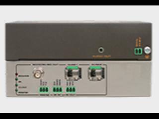 HS-MULF-D-F / RX-ASI-多格式雙鏈路光纖接收終端